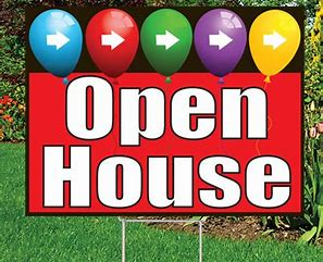 Must I Have an Open House?